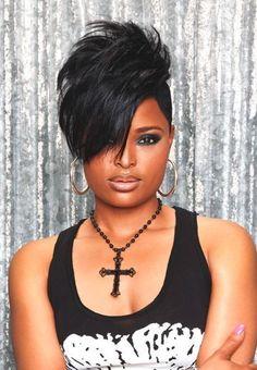Hot Hair: The Hottest Salon Styles: Short Cut: Page 82 : Essence.com