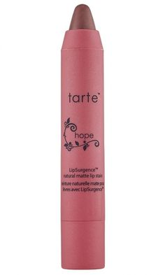 A follow up lip tint to Tartes LipSurgence Lip Tint, in a matte formula that delivers the same burst of moisture and a velvet matte finish.