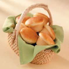 Blender Yeast Rolls Recipe- Recipes  If you're looking for a quick and easy homemade yeast roll this Easter, you'll want to try Regena Newton's recipe. Use your blender to combine the wet ingredients and combine with flour. No kneading required, either. This Oktaha, Oklahoma ranch woman says the recipe has become a family favorite.