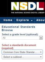 Common Core & Ed Tech: National Science Digital Library - Great Math Resource