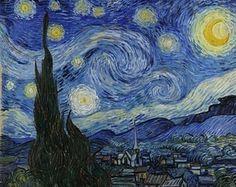 See 498 Vincent Van Gogh Art Prints at FreeArt. Get Up to 10 Free Vincent Van Gogh Art Prints! Gallery-Quality Vincent Van Gogh Art Prints Ship Same Day. Gogh The Starry Night, Starry Nights, Stary Night Van Gogh, Starry Night Original, Starry Night Tattoo, Van Gogh Pinturas, Most Famous Paintings, Famous Artists, Famous Artwork
