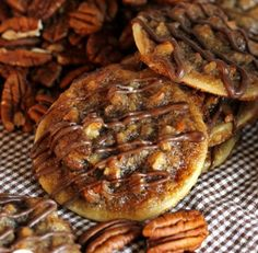 Pecan Pie Cookies ~ Recipe of today