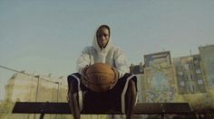 Nike Basketball & Pigalle 'Goutte D'Or' by Menno Mans