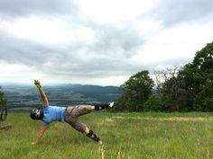 8 Yoga Poses for Mountain Bikers | Singletracks Mountain Bike News