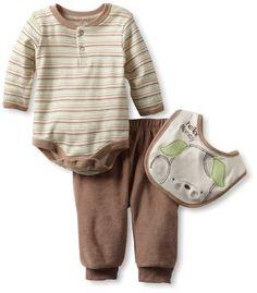 Amazon.com: RENE ROFE Baby-boys Newborn My Cutest Baby Velour 2 Piece Set: Clothing $9.24