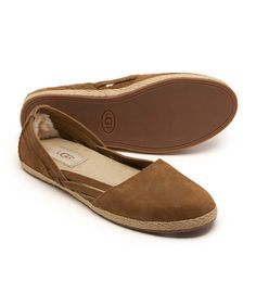 WANT!!!! :)  UGG® Tippie Slip-On Espadrilles   Shoes