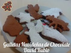 La Dulce Pasion de David Chocolate Thermomix, Gingerbread Cookies, David, Desserts, Food, Recipes, Gingerbread Cupcakes, Tailgate Desserts, Dessert