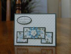 Joyfully Made Designs: One Sheet Wonder 8x8 Individual Cards