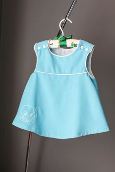 Free Toddler Dress p