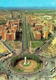 Foto Madrid, Fictional World, Plaza, Aerial View, Futuristic, Fields, City Photo, Photos, San