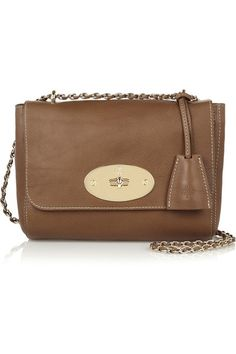 Mulberry Lily small textured-leather shoulder bag #Mulberry