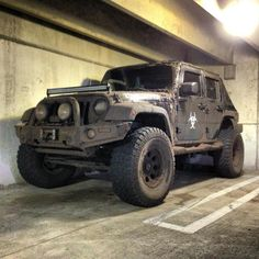 Everyone calls it an assault vehicle, I call her Jeep. Courtesy @gindlesberger08 from reddit.com  New York, U.S.