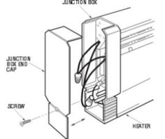 Electric Baseboard Heater Wiring (How to Install Baseboard