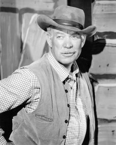 ~ Ward Bond ~ Wagon Master on Wagon Train....Did a lot of movies w/ John Wayne, and was in almost every old movie I ever saw; including It's a Wonderful Life and A Guy Named Joe....