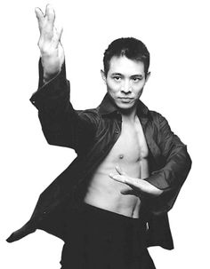 Jet Li #actor #martialartist  Birthday	April 26, 1963  Birth Sign	Taurus