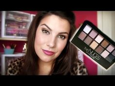 NEW Maybelline The Nudes Palette Review