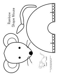 Templates knutselen crafts for kids, paper crafts for kids ve preschool art Animal Art Projects, Animal Crafts For Kids, Paper Crafts For Kids, Toddler Crafts, Art For Kids, New Year's Crafts, Fun Crafts, Chinese Crafts, Animal Templates