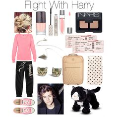 Flight With Harry