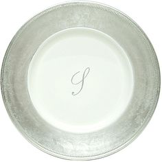 This eight piece sparkling silver chargers by Jay will add style and sophistication to your formal dining place settings. Enjoy a hearty meal at your parties with this beautiful set that is specially designed to go with your dinner plates.