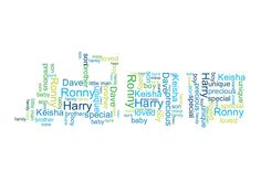 Personalised Word Cloud. Made to order. #Personalised #WordCloud #Train #GreatGigglesGraphics