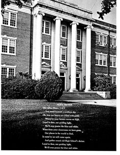 Savannah High School GA My First Teaching Job Was Here