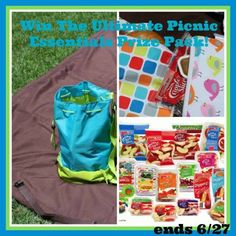 ultimate picnic essential prize pack