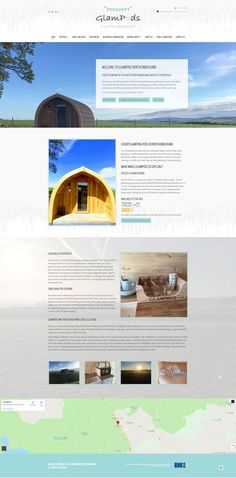 Looking for glamping in Otterburn, Northumberland? This website design showcases the unique and personal approach from Deb Walton. Cumbria, Carlisle, Showcase Design, Website, Glamping, Light Bulb, Web Design, Unique, Design Web