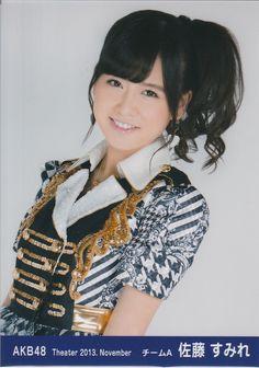 AKB48 Theater 2013.November 佐藤すみれ