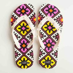 Custom Flip Flops, Thing 1, Design Your Own