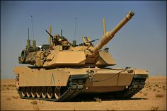 Carro de combate M1A1 Abrams Main Battle tank