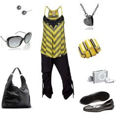 Summer Love, created by  shirell.polyvore.com