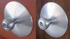 Doorknob style schlage asian