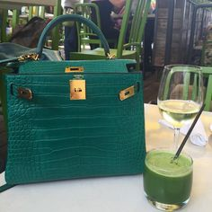 #green #bag