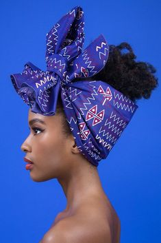 Ankara Xclusive: Classical Ankara Head Wrap Style For Beautiful LadiesYou can find African head wraps and more on our website. Ankara Wedding Styles, Unique Ankara Styles, African Beauty, African Women, African Fashion, Ankara Fashion, African Style, African Hairstyles, Scarf Hairstyles