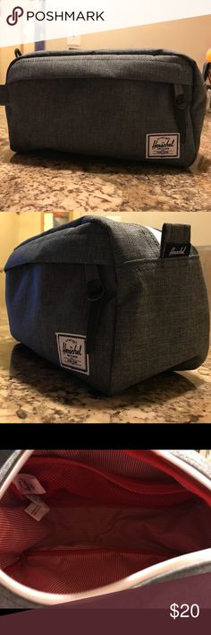 Herschel Travel pouch bag New without tags authentic Herschel Supply Company Bags Travel Bags