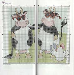 (1) Gallery.ru / Фото #6 - The world of cross stitching 185+M.Sherry-Stitcher's Diary 2 - tymannost