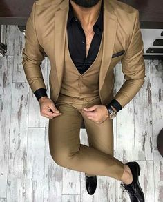 Check out Inherent Clothier shop for Premium Quality Suits! Dress Suits, Men Dress, Men's Suits, Mode Man, Mode Costume, Designer Suits For Men, Stylish Mens Outfits, Herren Outfit, Mens Fashion Suits