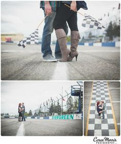 I'm going to do this for my two favorite people in the world and at Talladega. I just need their engagement first. Country Engagement, Engagement Couple, Engagement Pictures, Engagement Shoots, Wedding Pictures, Wedding Ideas, Track Pictures, Couple Pictures, Couple Photography