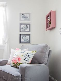 DIY Ombre Matted Pic