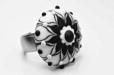 Zitroenchen Design: schwarz, weiß - MATT