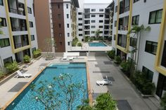 One Bedroom Affordable Condo for Sale in Kathu. This unit has total of 36 sqm living space, has one bedroom, one bathroom, balcony and full furniture.  The unit is foreign freehold which can be bought by non-Thai citizens as well. Asking price is 1.6 Million Baht.