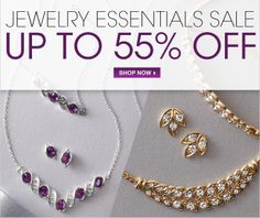 Up to 55% off select jewelry and up to 65% off makeup.  Shop now for some great bargains at www.youravon.com/klanier