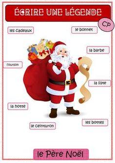 Vocabulaire de Noël