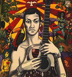 Bossa Nova: Original Cover Artwork