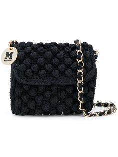 M Missoni crochet mini shoulder bag