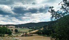 De visita en un pequeño barrio en la montaña. #Hoyeseldia de #disfrutar