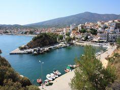 Limenaria Thassos island Greece