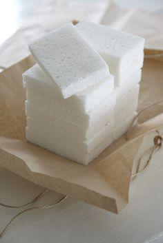 White Sponges