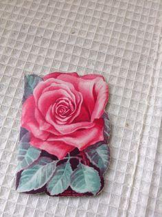 Stanhome Rose Needle Book by karenslittlebluebarn on Etsy Needle Book, Barn, Rose, Creative, Books, Flowers, Plants, Handmade, Vintage