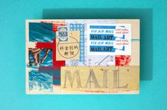 ♥ ✉ Anyone even remotely interested in Snail Mail and Mail Art should read this site. Meet the ever-growing network of mail artists ✉ For lovely snail mail art.